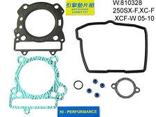 KTM SXF 250 KTM250 SXF KTM 250 SX-F  2005 - 2015 Top End Gasket Kit