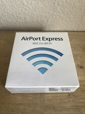APPLE AIRPORT EXPRESS 802.11n WiFi router A1264 FACTORY SEALED NEW