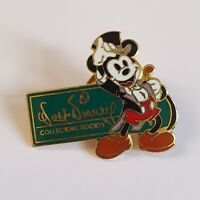 Walt Disney Collectors Society Pin Badge Mickey Mouse