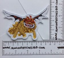 Iron On Patch How To Train Your Dragon Meatlug 10cm x 7.5cm Applique B12