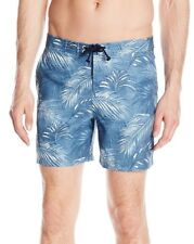 NWT Penguin Ballad Blue Swim Trunks - 32