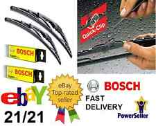AUDI A4 B5 MK1 (95-01) ALL MODELS BOSCH SUPER PLUS WIPERS WIPER BLADES SET