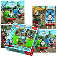 Trefl 3 In 1 20 + 36 + 50 Piece Boys Kids Thomas The Tank Engine Jigsaw Puzzle