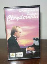 RICHARD CLAYDERMAN - IL PIANOFORTE -  MUSIC CASSETTE
