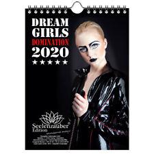 Domination Girls und Dominas DIN A5 Kalender 2020 Erotik - Seelenzauber