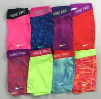 Girl's Youth Nike Dri-Fit Spandex Compression Shorts