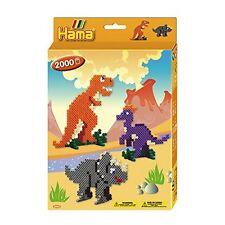 Hama Beads Dinosaurios Set