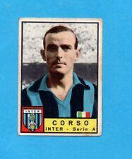 PANINI CALCIATORI 1963/64-Figurina CORSO - INTER -VALIDA MAI ATTACCATA