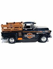 Rare! Matchbox Collectibles 1955 Chevrolet 3100 Harley-Davidson PU 1:43 scale