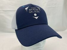 At&T Byron Nelson Golf Cap Hat Nwot Adjustable Snap Back New