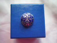 Attractive Vintage AIME Student Associate Masonic Lapel Pin