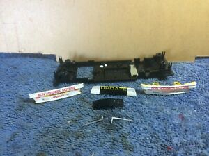 Scalextric L34 Torana & BMW M3 Chassis/underpans and parts