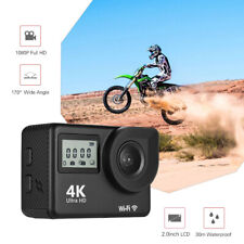 F1 Action Camera 4K 1080P WiFi Camcorder Waterproof Dv Sports Remote Camera M9S1