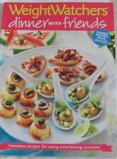 WEIGHT WATCHERS Dinner with Friends, Pro Points Recipes