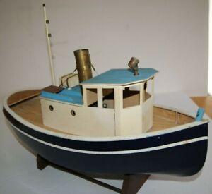 Midwest Harbor Master Wood Boat Model #962 - Built