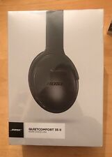 Bose QC35 II QuietComfort 2 Noise Canceling Wireless - Black - Brand New Sealed
