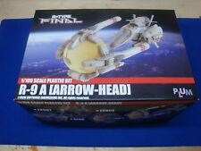 R-9A ARROW-HEAD - R-TYPE - PLUM 1/100 Plastic Model Kit NEW !!