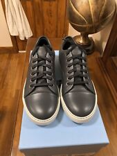 Lanvin Sneakers Leather Cap Toe Size 7US 6UK Brand New
