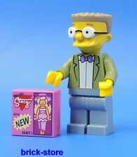 LEGO THE SIMPSONS Serie 2 (71009) Figura (nr.15) Smithers