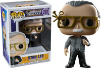 Stan Lee Guardians of the Galaxy Cameo Funko Pop Vinyl