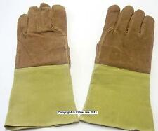 SOFT LEATHER WELDING GLOVES