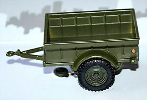 Remorque Pour Willys Jeep - 1/4 Tonne USA Militaire 1944 USA Armée 1:43