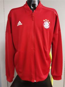 FC Bayern Trainingsjacke Adidas Größe XL