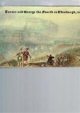 Turner and George the Fourth in Edinburgh, 1822 by Gerald Finley (Hardback)