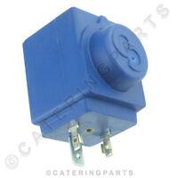 CASTEL 220-230 VOLT HF2 HOT GAS SOLENOID VALVE COIL ONLY ICE MACHINE CB SERIES