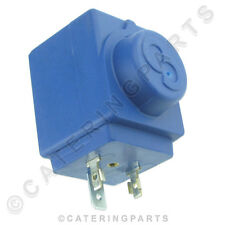 CASTEL BLUE HEAD SOLENOID COIL 220-230v HF2 HOT GAS VALVE CB SERIES ICE MACHINE