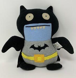 "GUND Uglydoll Ice-Bat As Batman Plush Stuffed Animal DC Comics 10.5"" Ugly Doll"