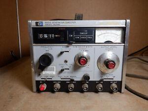 HP 8601A GENERATOR/SWEEPER