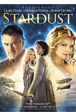 """Stardust� Sci-Fi Movie starring Claire Danes and Michelle Pfeiffer on Dvd"