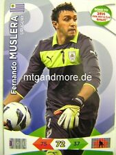 Adrenalyn XL - Fernando Muslera - Uruguay - Road to 2014 FIFA World Cup Brazil