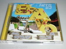 Bravo HITS 62 - 2 CD 's rihanna/sido/usher/Bordeaux 5/paul potts (yz)