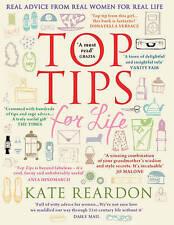 """""""AS NEW"""" Top Tips For Life, Reardon, Kate, Book"""