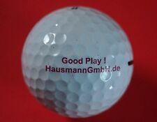Pelota de golf con logo-Good Play! - Hausmann GmbH-golf logotipo Ball-amuleto