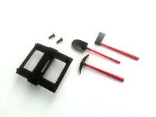 Werkzeugset Deko für 1:10 er Modelle Traxxas Shovel 1/10Size Crawler Deko