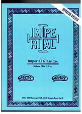 Imperial Glass by Margaret & Douglas Archer 1904-1938 Catalog Reprints~BRAND NEW
