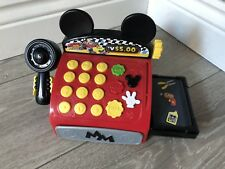 Disney Mickey Mouse & The Roadster Racers Cash till Register play shop toy