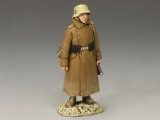 King and Country AK068 Rifleman in Greatcoat on Duty Afrika Korps New