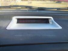 LRB SPEED Mazda RX7 RX-7 FC Aluminum Warning Light Clock Cluster Bezel 86-91