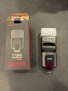 NEEWER TT560 Speedlight GN38, Electronic Camera Flash