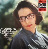 Nana Mouskouri-Weisse Rosen Aus Athen Vinyl LP.1967 Fontana 701 596.