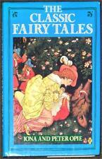 CLASSIC FAIRY TALES ~ IONA & PETER OPIE ~ ILLUS ~ CINDERELLA Snow White + MORE
