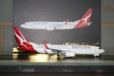 Gemini Jets Qantas Boeing 737-800 Diecast Model Aircraft 1/200 G2QFA878