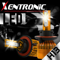 XENTRONIC LED HID Headlight  kit H13 9008 6000K for 2008-2012 Ford Escape