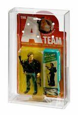 1 x Gw Acrylic Display Case - Vintage Galoob A-Team Carded Figure (Adc-031)
