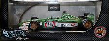 Hotwheels RACING 1:18 Jaguar Racing R2 Eddie Irvine 2001 edición de lanzamiento 50173