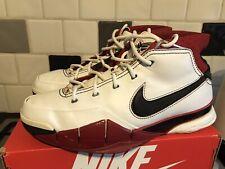 Nike Air Zoom Kobe 1 All Star UK 7.5 Retro Rare